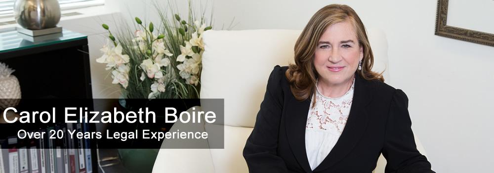 Carol Boire - Toronto Employment Lawyer