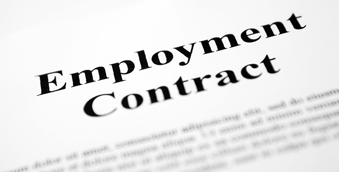 Seek Legal Advice Prior To Signing An Employment Contract