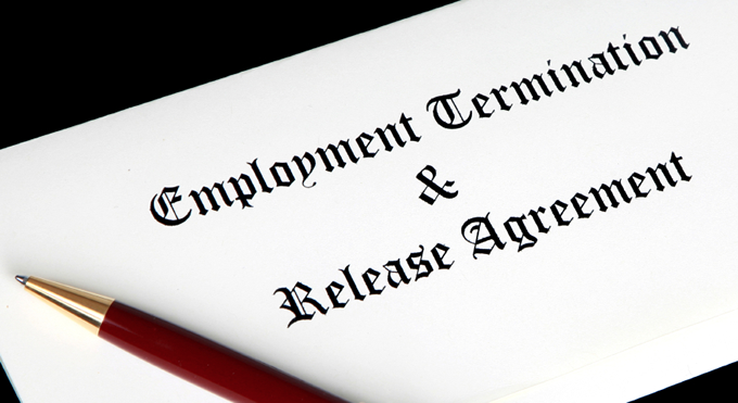 Termination of Employment, Severance Packages, Full and Final Release